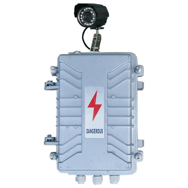 电力三相四线检测变压器防盗多功能彩信报警器